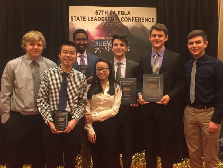 SAEF Supports FBLA State Leadership Conference in Hershey
